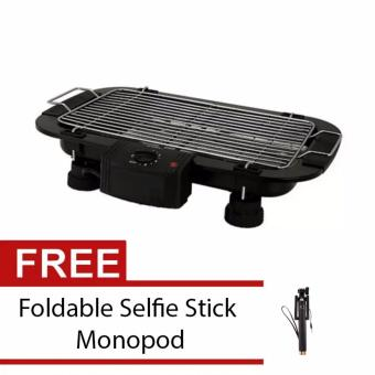WY-006 Electric Barbecue Grill with FREE Selfie Stick Monopad Price Philippines