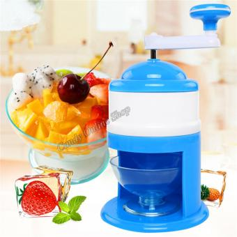 Harga Candy Online Blue Idea Portable ICE Crusher (Snow Cone Machine)