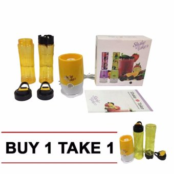 Shake n Take 3 Double Bottle (Yellow) Buy 1 Take 1 Price Philippines