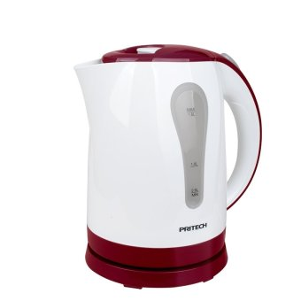 PRITECH KA-074 Electric Kettle 1.8L (Red) Price Philippines