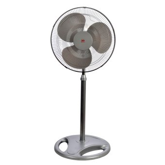 3D Silver Star Stand Fan (Silver) Price Philippines
