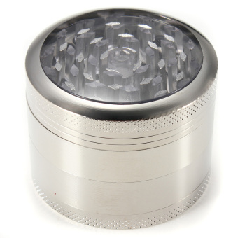 Crusher Herb Spice Tobacco Grinder (white) Price Philippines