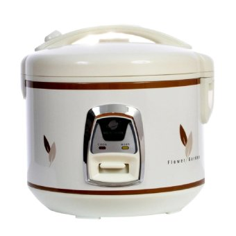 Harga Micromatic MJRC-7028 Dura Rice Cooker 1.8L with Steam Rack