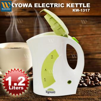 Harga Wawawei Kyowa KW1317 1.2L Electric Kettle