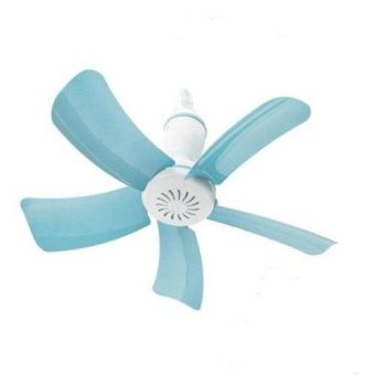 Harga Mute student dormitory bedroom ceiling fan mosquito net fan fan fan mini fan hanging fan - intl