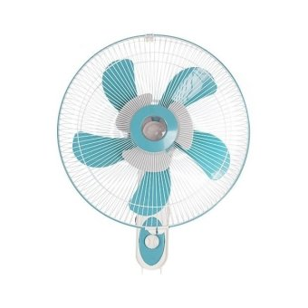 "Nikon Wall Fan 16"" NWF16-3R (White/Green) Price Philippines"