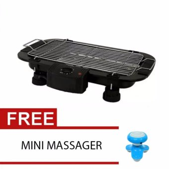WY-006 Electric Barbecue Grill with FREE Mini Massager Price Philippines
