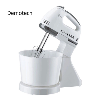 Harga Demotech 7-Speed Stand Mixer with Bowl