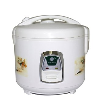 Harga Micromatic MJRC-528D Dura Rice Cooker 1.5L With Steam Rack