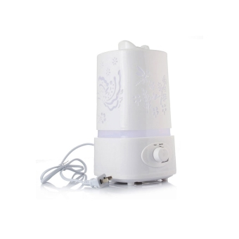 5 in 1 Ultrasonic Aroma Humidifier Aroma Oil Diffuser Air Purifier Ioniser LED Light Lamp 1.5L Price Philippines