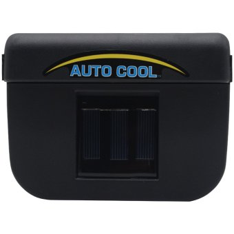 Harga Auto Cool Solar Powered Ventilation System
