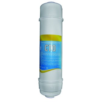 Magic Queen CTO Ultrafiltration Water Filter (White) Price Philippines