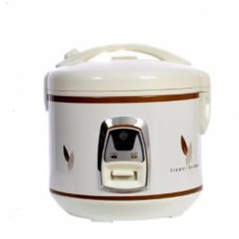 Harga Micromatic MJRC-5028 Dura Rice Cooker 1.5L With Steam Rack