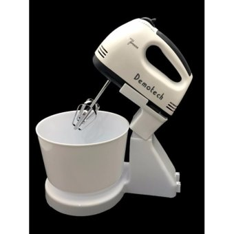Harga Demotech 7 Speed Stand Mixer with Bowl