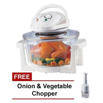 Turbo Convection Oven with Free Onion Chopper Price Philippines
