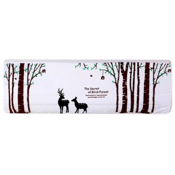 1.5P Rustic Style Hanging Type Air Conditioner Dust Cover Deer Lovers - intl Price Philippines