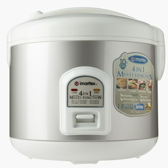 Imarflex 4-in-1 Multi-function Rice Cooker 1.8L IRJ-1800Y