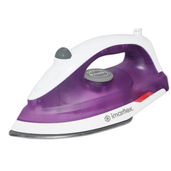 Imarflex IRS-340S Steam Flat Iron Stainless Steel Soleplate