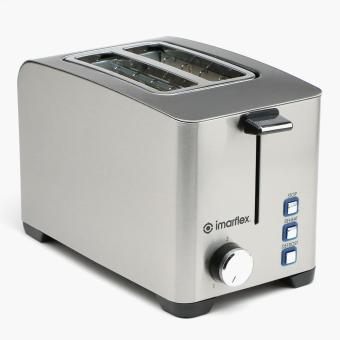 Imarflex IS-82S Pop Up Bread Toaster