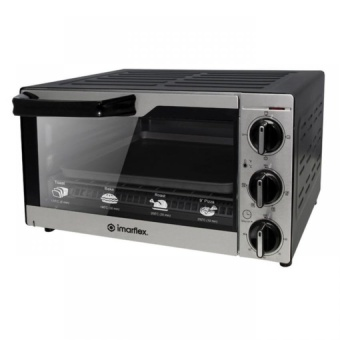 Imarflex IT-140 Oven Toaster 14L (Silver)