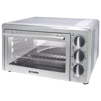 Imarflex IT-220CS Convection Oven (Silver) Price Philippines