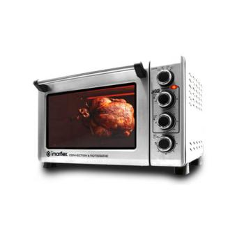 Imarflex IT-420CRS Convection and Rotisserie Oven Toaster