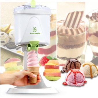 (Imported) 1.5L Automatic Snow Cone Ice Cream Maker Machine - intl
