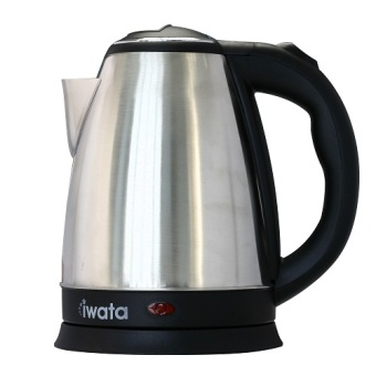 Iwata CM16WK-B 1.8L Electric Kettle (Stainless Steel)
