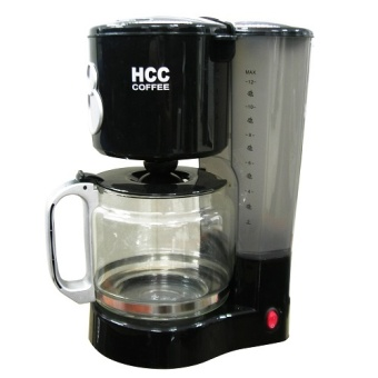 Iwata HCC-630 10-12cups Coffee Maker (Black)