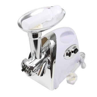 J&J 2800W Electric Meat Grinder Kitchen Steel Sausage FillerMincer Vegetables Maker