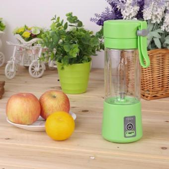 J&J Rechargeable Mini Cyclone Fruit Blender and Tumbler Cup