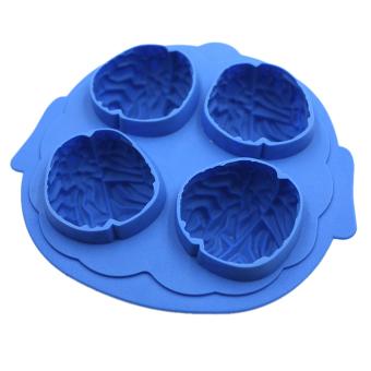 Jetting Buy Brain Shape Ice Tray Blue