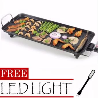 JNS-DKP1- (S) Electric Baking Grill Tray Economical And High-Efficiency with FREE LED Light (Color May Color)