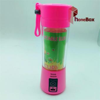Juice Cup NG-01 Portable and Rechargeable Juice Blender (pink)