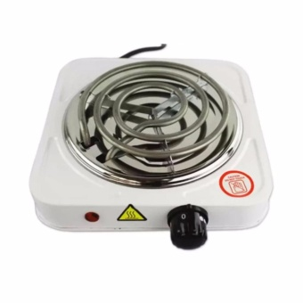 JX-1010B 1000W Electric Cooker Single Hot Plate (White) Price Philippines