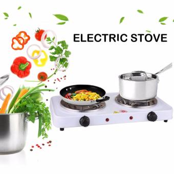 JX-2020B Best Quality 2000W Double Burner Hot Plate Electric Cooking - 2