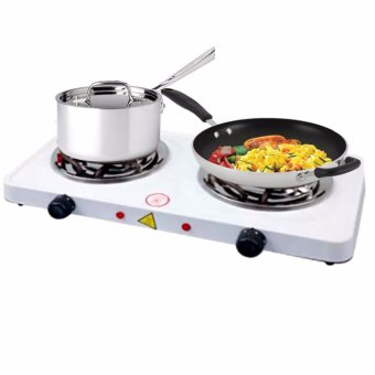 JX-2020B Best Quality 2000W Double Burner Hot Plate Electric Cooking - 3