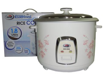 Kyowa Essential Series KW-2086 Rice Cooker 1.8L