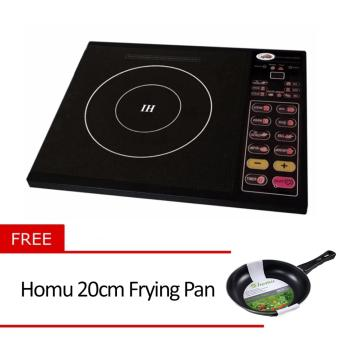 Kyowa Induction Stove (KW3635) with Free Homu 20cm Frying Pan