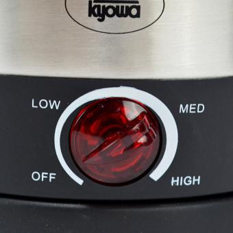 Kyowa KW- 1332 Multi-function Kettle 1.3L (Silver) - picture 2