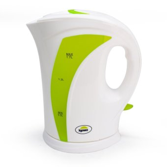Kyowa KW-1347 Electric Kettle 1.7L (White/Green)