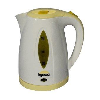 Kyowa KW-1355 Electric Kettle (Yellow/White)