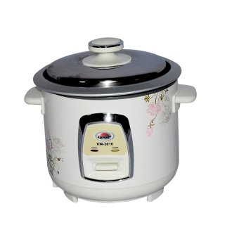 Kyowa KW-2016 0.6L Rice Cooker (White)