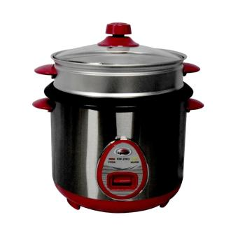 Kyowa KW-2063 1.5L Rice Cooker (Red)