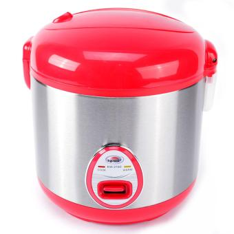 Kyowa KW-2160 Rice Cooker (Red/Silver)