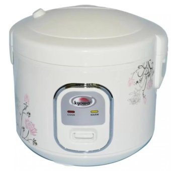 Kyowa KW-2172 1.2L Jar Type Rice Cooker (White)
