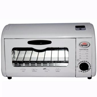 Kyowa KW-3215 Oven Toaster 7L (White) Price Philippines