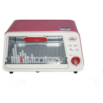 Kyowa KW-3216 Oven Toaster (Red/White) Price Philippines