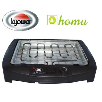 Kyowa KW-3707 Electric Grill (Black)