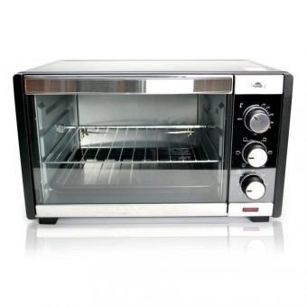 Kyowa KW3320 28L Electric Oven with Rotisserie (Black) Price Philippines